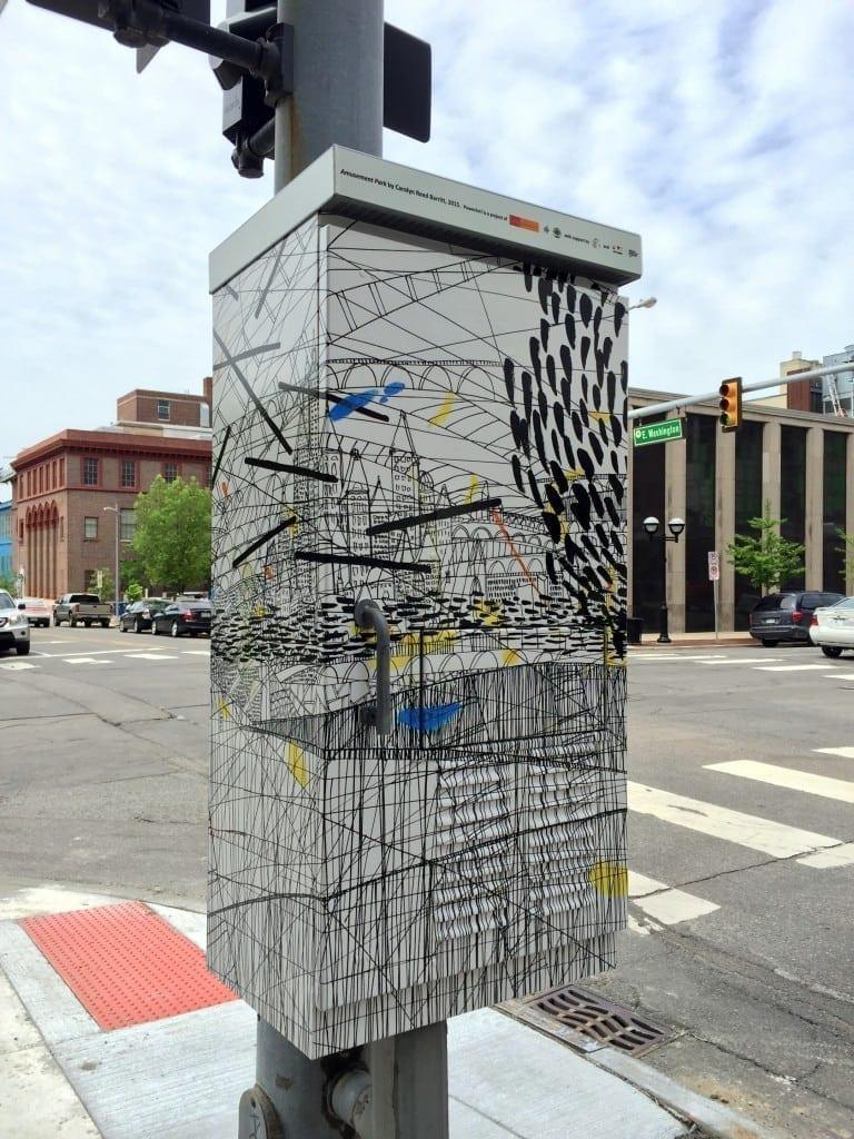 The Arts Alliance Public Art and Design