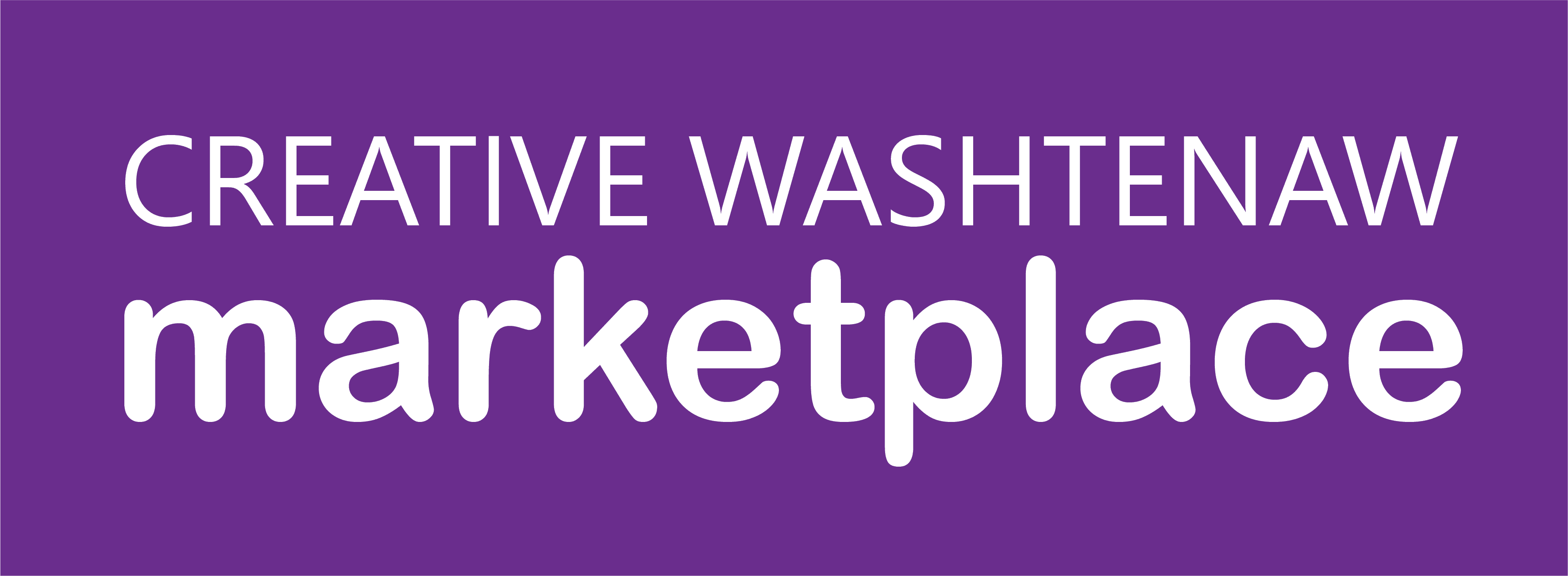 Creative Washtenaw Marketplace